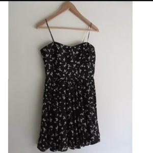 Greylin Dresses & Skirts - Greylin black white strapless dress M