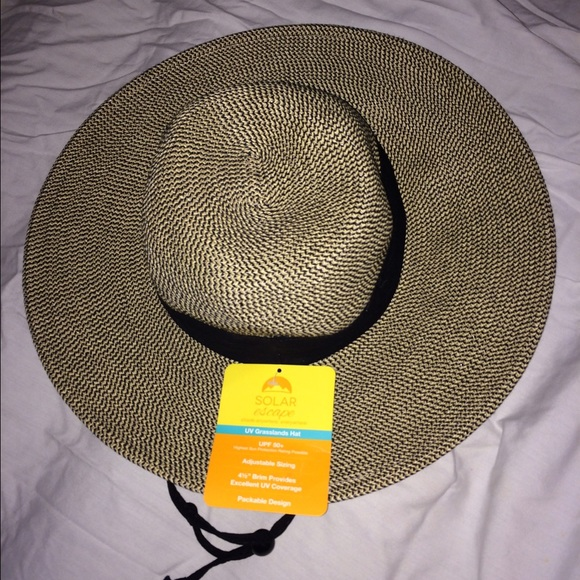 506893d9993 Solar Escape women s new UV grasslands hat.