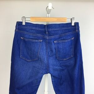 GAP Jeans - Gap 1969 Bright Blue Skinny Ankle Legging Jean