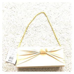 David's Bridal Handbags - Davids bridal formal prom wedding party purse nwt
