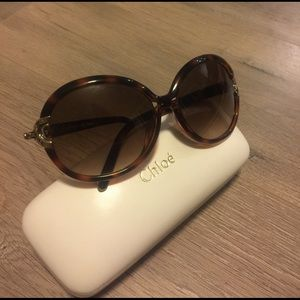 Chloe Accessories - 🆕Tortoise Chloe Sunnies