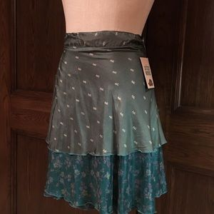 Urban Nomad Dresses & Skirts - Pretty Green Wrap Skirt