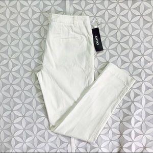 DKNY Pants - (4) NWT DKNY White Pant $195 originally