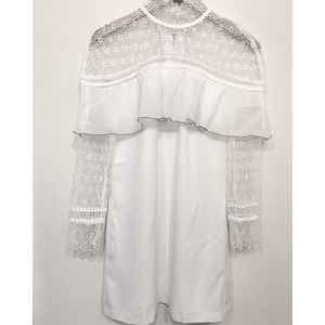 Self Portrait Dresses & Skirts - Extra Pictures white lace dress