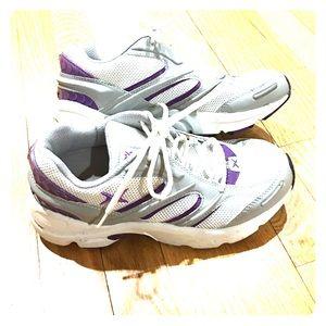 aetrex Shoes - Aetrex sz 6 wide v559 purple white gray great
