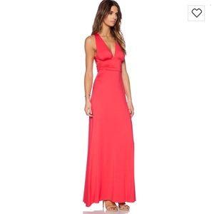 Rachel Pally Dresses & Skirts - Rachel Pally Selena Maxi in Midnight/Pomegranate