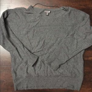 Charter Club Sweaters - Cashmere gray sweater