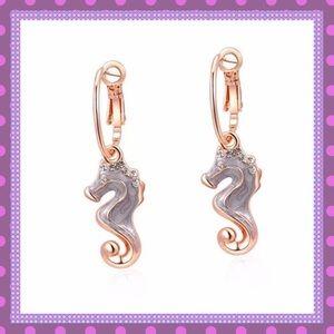 Boutique Jewelry - 🐡ADORABLE Sea-Horse Dangle Earrings🐡