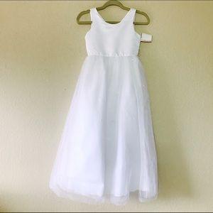 David's Bridal Other - (10) NWT Davids Bridal Girl Dress