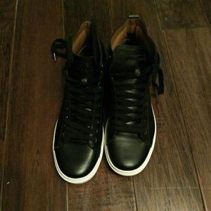 Perry Ellis Other - Perry Ellis Hi top sneakers