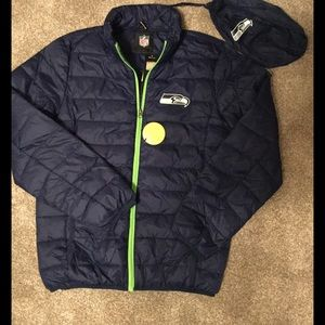 Other - 🏉HOST PICK🏉 New NFL Seattle Seahawks jacket