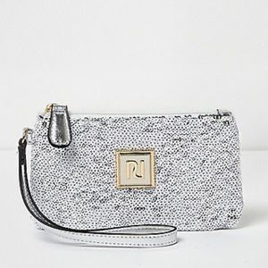 River Island Handbags - Sequin purse