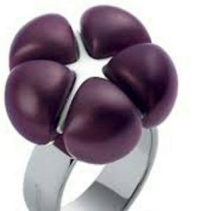 Swatch Jewelry - Swatch Bijoux Confore Purple Ring