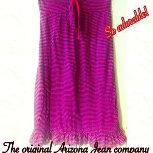 Arizona Jean Company Dresses & Skirts - 💗Adorable ARIZONA ruffle dress❤️