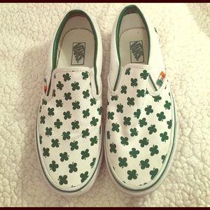 Vans Shoes - Erin Go Braugh Vans