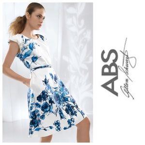 ABS Allen Schwartz Dresses & Skirts - Floral Dress!