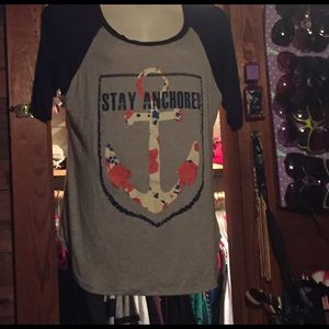 Rue 21 Tops - Stray anchored top