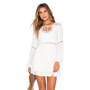 For Love and Lemons Dresses & Skirts - For Love & Lemons white dress