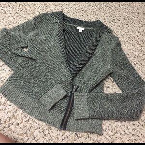 bp Sweaters - Green jacket