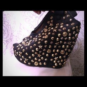 "Jeffrey Campbell Shoes - Jeffrey Campbell ""Kelsey"""