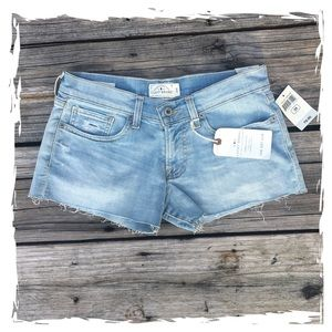 Lucky Brand Pants - 🆕Lucky Brand The Cut Off Jeans Short Size 25