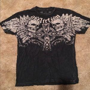 Affliction Other - Affliction T shirt Men's Large