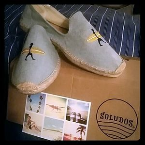 Soludos Other - NWT MENS SOLUDOS SIZE 8!