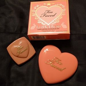 Too Faced Other - NIB Too Faced Love Flush Blush Bundle