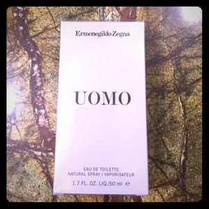 Ermenegildo Zegna Other - Uomo eau de toilette spray by Ermenegildo Zegna