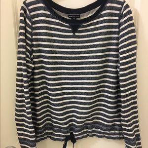 American Vintage Tops - Soft terry cloth sweatshirt
