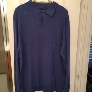 Murano Other - Mutano Long Sleeved Polo Shirt