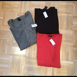 GAP Tops - Bundle of NWT Gap maternity tops