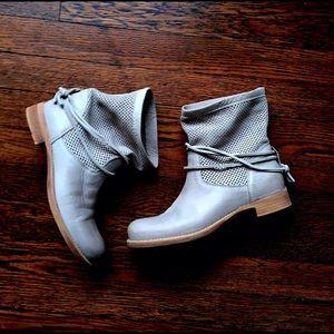 sundance  Shoes - Sundance grey slouch bootie 🌅