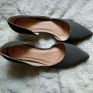 Journee Collection Shoes - NWOT Gray Journee Heels