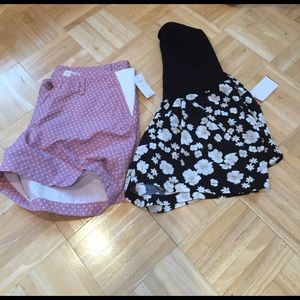 Pants - Bundle of NWT Maternity shorts