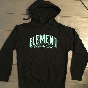 Element Other - MEN'S ELEMENT BLACK PULLOVER LIKE NEW!
