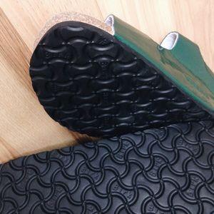 Birkenstock Shoes - 🆕 Milano Shiny Snake Green Birkenstocks