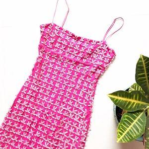 Betsey Johnson Dresses & Skirts - Betsy Johnson Bow Slip Dress