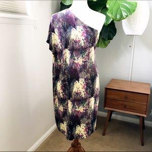 RACHEL Rachel Roy Dresses & Skirts - Rachel Roy One Shoulder Tunic dress size XL.