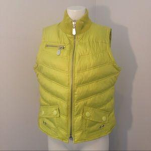 Relativity Jackets & Blazers - Relativity green vest size XL