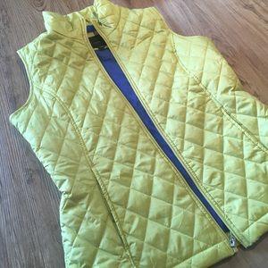 Lime vest