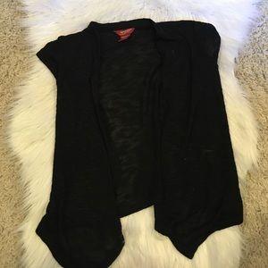 Other - ⚡️✨🌟Sale Little girls black cardigan size 10/12