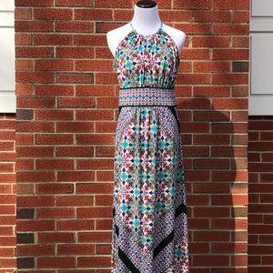 London Times Dresses & Skirts - London Times Maxi Dress Size 8