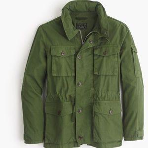 J. Crew Other - J. Crew field mechanic green outerwear jacket