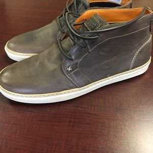 Wolverine Other - Wolverine 1883 mens brown leather chukka boots