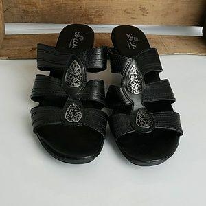 Sbicca Shoes - {Sbicca} Black sandal Size 11
