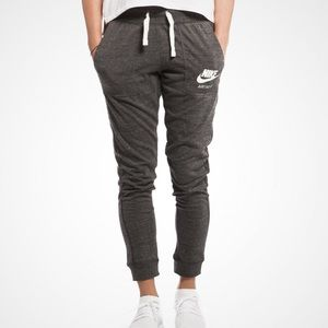 Nike Grey Gym Vintage Jogger Pants