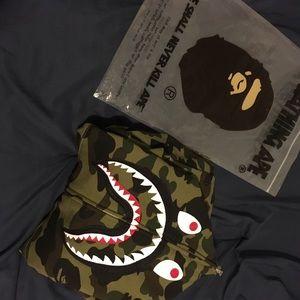 Bape Other - Bape shark hoodie size xl