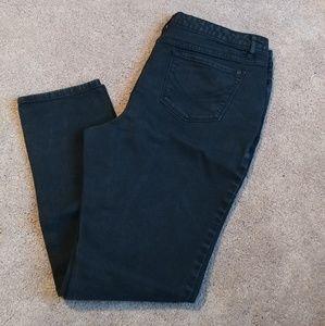 Simply Vera Vera Wang Denim - Simply Vera Vera Wang black skinny jeans