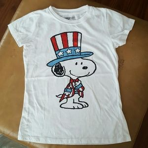 Peanuts Other - Snoopy Tee